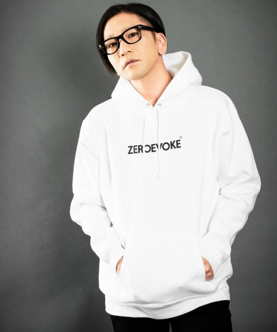 ZE Logo Fourth Pullover Parka [WHITE]<img class='new_mark_img2' src='https://img.shop-pro.jp/img/new/icons20.gif' style='border:none;display:inline;margin:0px;padding:0px;width:auto;' />