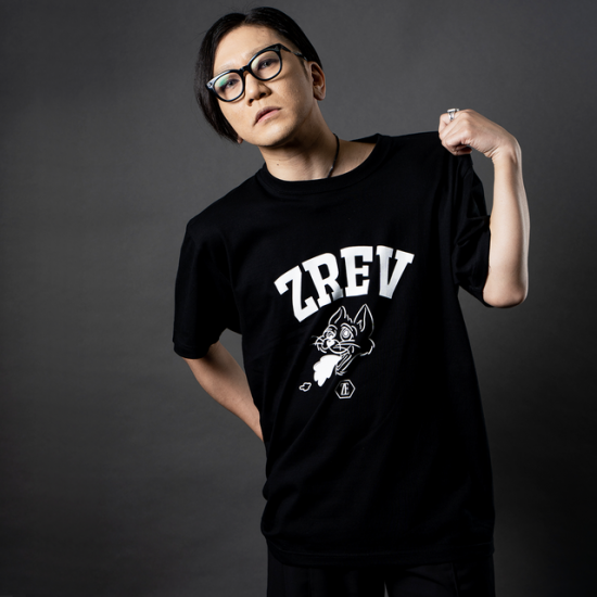 College Cat Logo S/S Tee【BLACK】<img class='new_mark_img2' src='https://img.shop-pro.jp/img/new/icons5.gif' style='border:none;display:inline;margin:0px;padding:0px;width:auto;' />