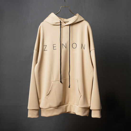Jersey Logo Big Hoody【BEIGE】<img class='new_mark_img2' src='https://img.shop-pro.jp/img/new/icons5.gif' style='border:none;display:inline;margin:0px;padding:0px;width:auto;' />