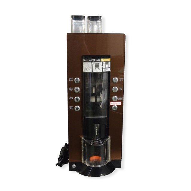 サンデン 業務用ドリップコーヒーマシン RCM-PF2HD-M '15年製 中古★92339