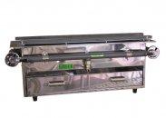 遠藤商事  焼鳥器(小)W560×D200×H210 都市ガス 未使用☆91338