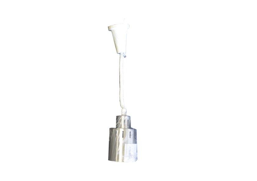 天井吊下げ式 ヒートランプウォーマー φ150×高さ240mm(スイッチボックスを含む)未使用☆TO-177FSN