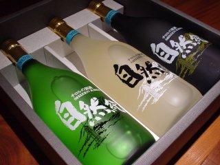 """チロルの銘酒 """"自然紀行""""720mlセット"""
