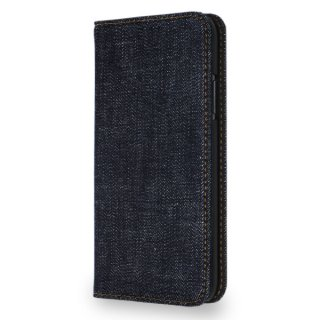 iphone  ケース 手帳型 岡山デニム セルビッチデニム Xperia Galaxy AQUOS