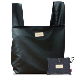 岡山デニム エコバッグ 折りたたみバッグ マチ広 コンビニバッグ レジバッグ コンパクトバッグ ショッピングバッグ ランチバッグ トートバッグ