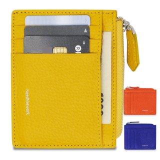 薄型 財布 フラグメントケース 本革 レザー カードケース ブランド 小銭入れ コンパクト財布 ミニ財布 札入れ カード入れ ウォレット 定期入れ