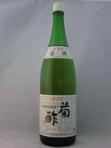 菊 酢(醸造酢) 1.8リットル