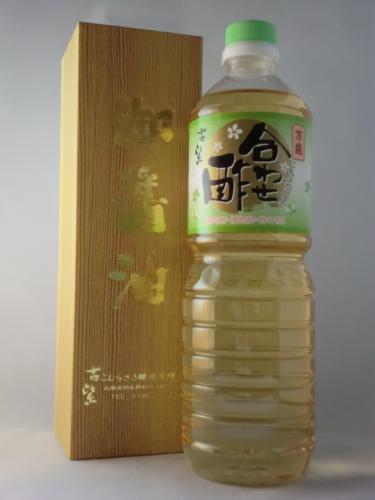 万能 合わせ酢 (1L×1本入り)