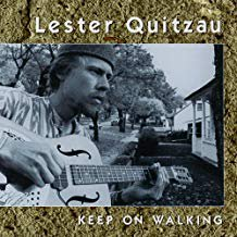 「KEEP ON WALKING」 -Lester Quetzal-