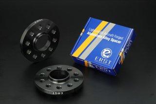 ERST(エアスト)ボルボ専用フォージド スペーサー13mm 63.4 ブラック  EFS8-13634B