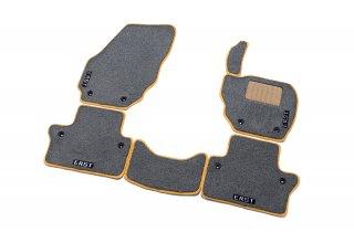 ERST(エアスト)ボルボ専用 V60/S60 (FB)2011- カスタムフロアマット(2ライン 6ピース)