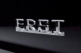 ERST(エアスト) クロームエンブレム