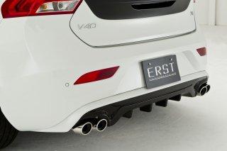 ERST(エアスト)ボルボ専用 V40(MB) 2013年~ エアロパーツ リヤーディフューザー