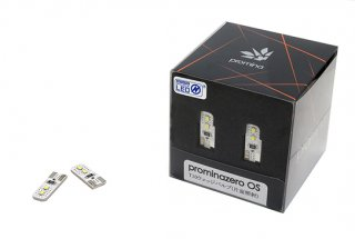 Seabass Link 『promina zero LED』 T10バルブ用片面照射タイプ(2個入り)