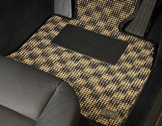 『KARO』カロマット フラクシー XC70 '07〜 リアゲートのみ