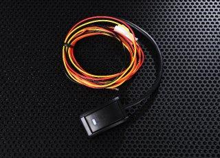 core dev TVキャンセラー用 LED内蔵切替 ON/OFFスイッチ