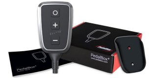 スロットルコントローラー DTE SYSTEMS PedalBox+BT(携帯アプリ対応) V70(BB)/XC70(BB)/S80(AB)用
