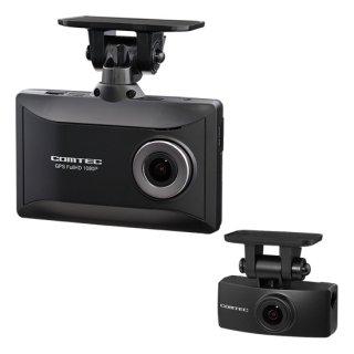 コムテック(COMTEC) ドライブレコーダー 前後2カメラ+駐車監視機能(HDR963GW)