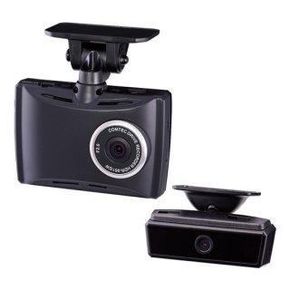 コムテック(COMTEC) ドライブレコーダー メイン(前方)・サブ(車内)2カメラ+駐車監視機能(HDR-951GW)