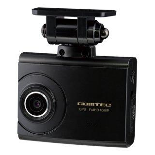 コムテック(COMTEC) ドライブレコーダー 1カメラ 日本製(ZDR-024CE)