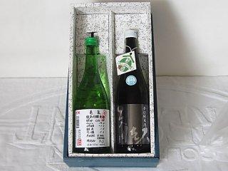 文佳人辛口純米酒 亀泉CEL24 呑み比べセット