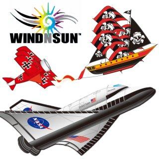 WINDNSUN 3Dナイロン スーパーサイズ カイト 凧