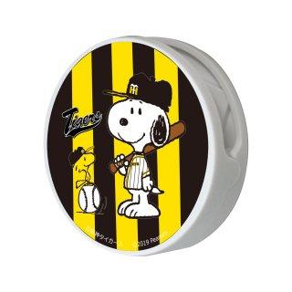 クリップマグネット スヌーピーモデル 阪神タイガース Tigers