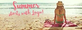 LAGU Beach-Friendly ビーチブランケット