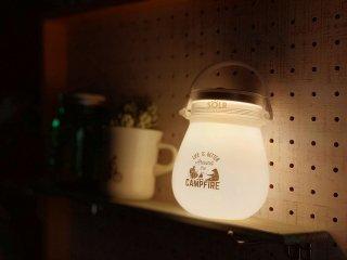 【NEW!!】ソーラーランタン SOLR LANTERN Warm White LEDシリーズ miniPOD