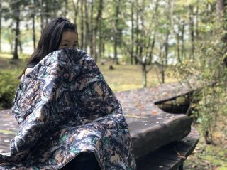5050WORKSHOP OutdoorTechBlanket Sサイズ 2019