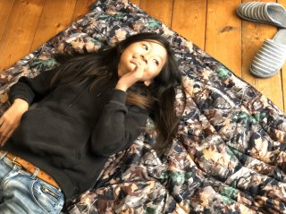 5050WORKSHOP OutdoorTechBlanket Lサイズ 2019