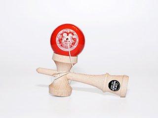 SPINGEAR×KENDAMA PLACE by KENHOL けん玉 18cm 日本製 日本伝統玩具 伝承遊び
