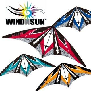 WINDNSUN EZスポーツ70 2ステップ 凧あげ 凧 カイト スポーツカイト