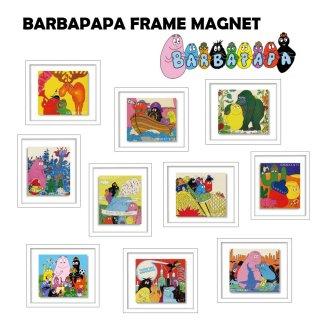 FrameMagnet(フレームマグネット) BARBAPAPA バーバパパシリーズ