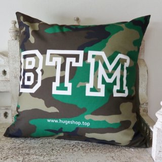 MR.HUGE BTM POSITIONING PRINTED CUSHION(ボトム ポジション プリント クッション)