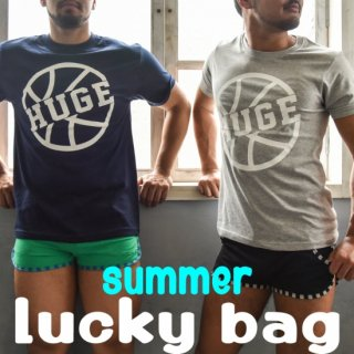 huge UNDERWEAR SUMMER 福袋!