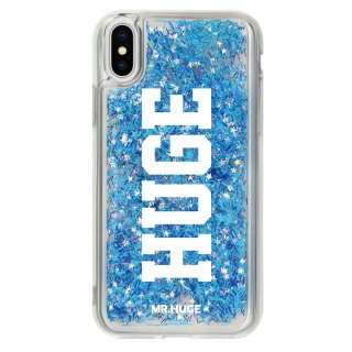 MR.HUGE NAME ORDER GLITTER PRINTED iPhoneCASE