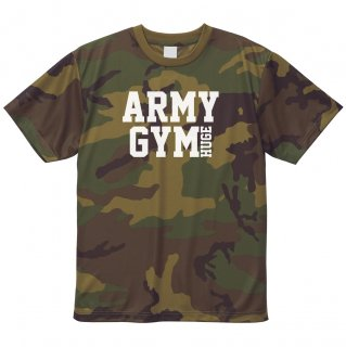 MR.HUGE COOL DRY GYM CAMOUFLAGE T-SHIRTS(クールドライ ジム 迷彩 Tシャツ)