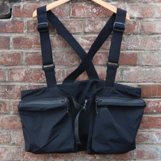 MR.HUGE Multifunctional 5pocket vest(マルチファンクショナル 5ポケットケット ベスト)無地