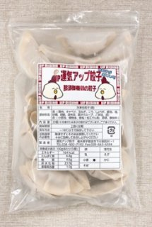 アッサリ!那須御養鶏の餃子(20個入)◆冷凍餃子◆ 運気アップ餃子 宇都宮