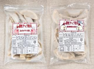 定番人気セット(まぁまぁうまい餃子・那須御養鶏の餃子 20個入り×2パック)