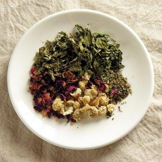 1.リカバリーブレンドハーブティー<br>Recovery Blend Herb Tea