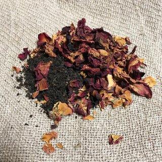 11.ローズブレンドハーブティー<br>Rose Blend Herb Tea