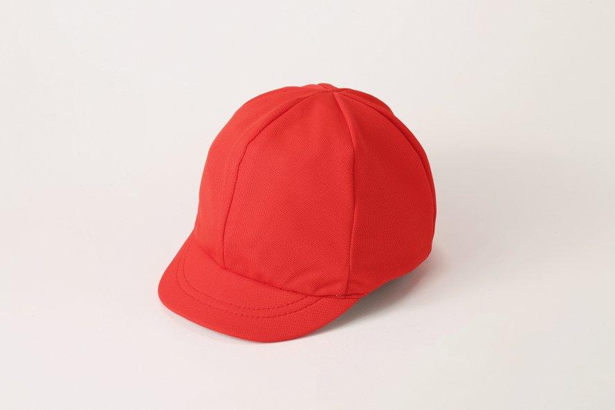 鹿の子紅白帽子 (男女兼用)