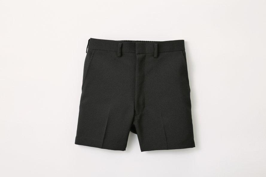 通常丈夏用半ズボン【黒色 (ブラック)】