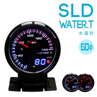 Deporacing デポレーシング<br>SLDシリーズ 60mm 水温計