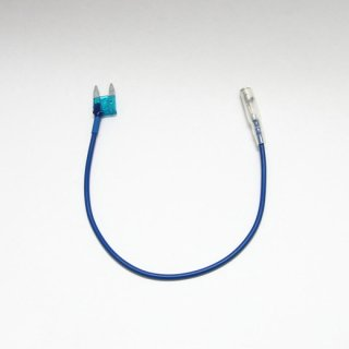 ワンタッチ電源 ブレード型<br>ブレード型 15A用(小)