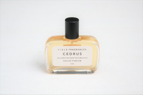 〈CAPSULE PARFUMERIE〉Fiele Fragrance 【CEDRUS】