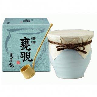 【萬寿鏡】特別本醸造 甕覗      (カメノゾキ) 1.8l