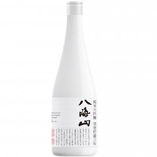 【八海山】純米大吟醸 八海山 雪室三年貯蔵 720ml